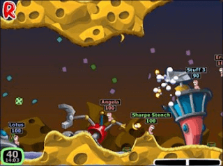 Download Game Worms 2 PC Full Version Gratis 3