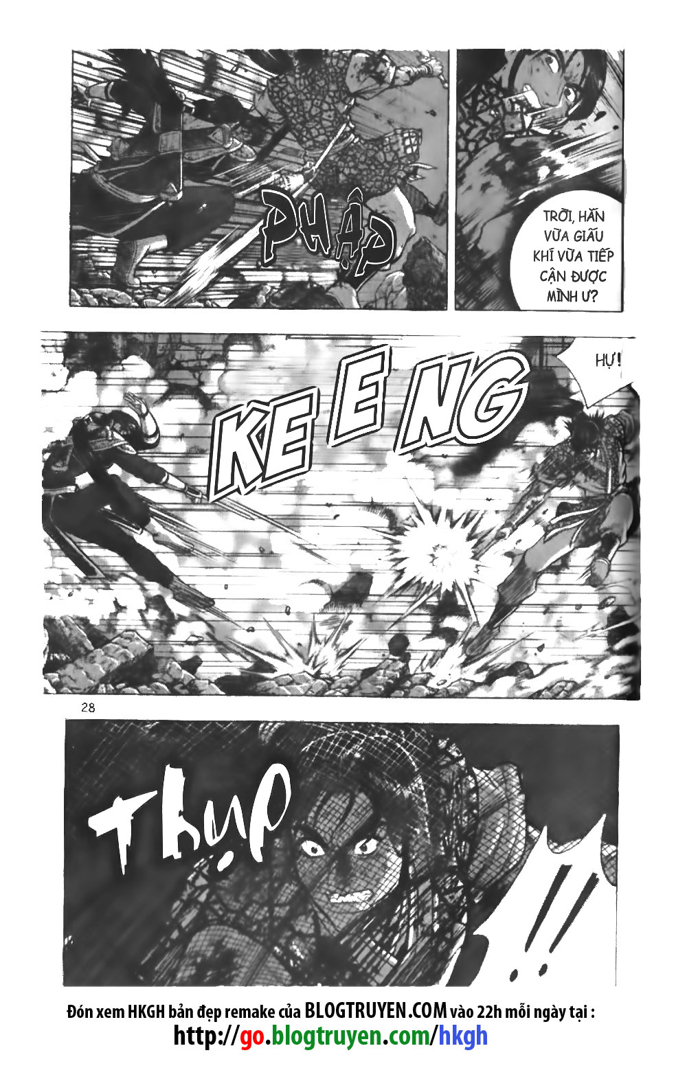 Hiệp Khách Giang Hồ - Hiệp Khách Giang Hồ Chap 349 - Pic 6