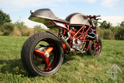 Hight Quality Motorcycle Cafe Racer Custom - Custom Cafe Racer