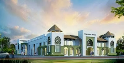 Jom Menyumbang Untuk Kompleks PAS Pahang