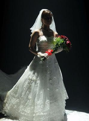 sana khan in wedding dress photo gallery