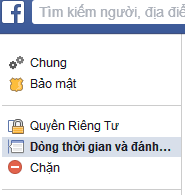 Cách ngăn chặn người khác Tag mình trong Facebook (FB)