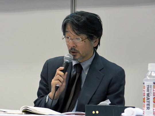 吉井順一氏(豊国印刷取締役会長)