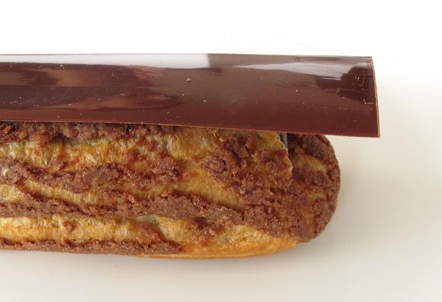 Pâtisserie Mori Yoshida Paris - Eclair au chocolat
