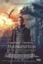 """Poster do filme """"Frankenstein> Entre Anjos e Demônios"""""""