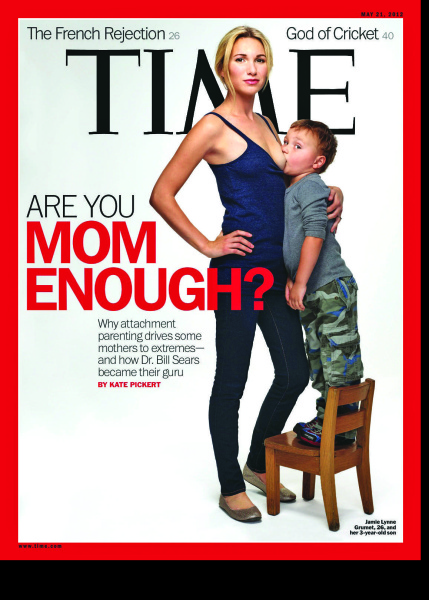 Bellyitch: TIME: Diversity and Attachment Parenting