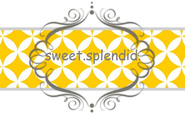 Sweet Splendid