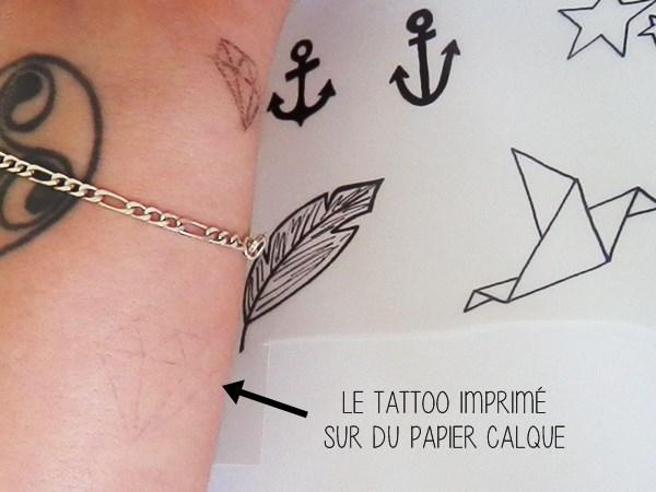 Comment se faire un faux tatouage ? Modèles de Tatouages - Comment Faire Un Faux Tatouage