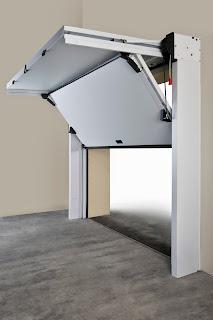 slide up garage doors