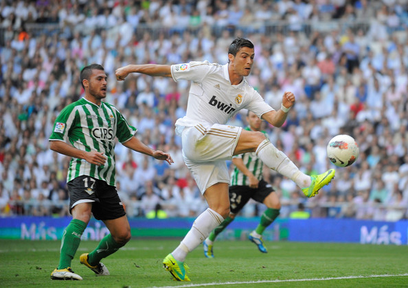 Prediksi Real Betis vs Real Madrid Liga Spanyol 25 Januari 2016 - www.luxybet168.com