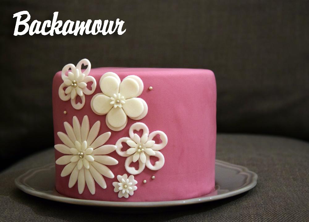 Altrosa Mischen backamour die süße seite bezauberndes vintage rosa törtchen mit