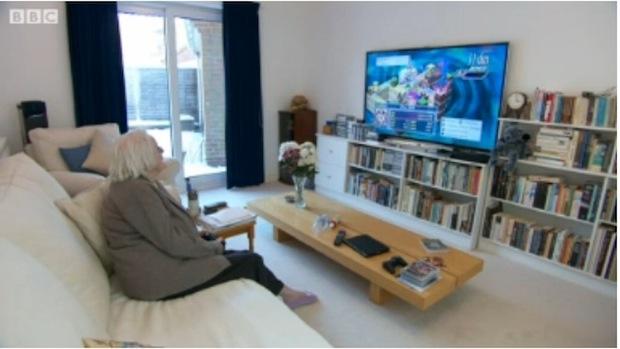 Gamer, Video Games, Elderly