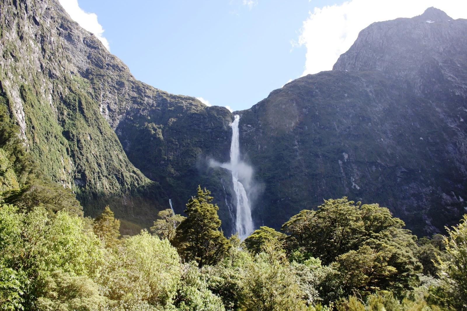 Image result for Sutherland Falls