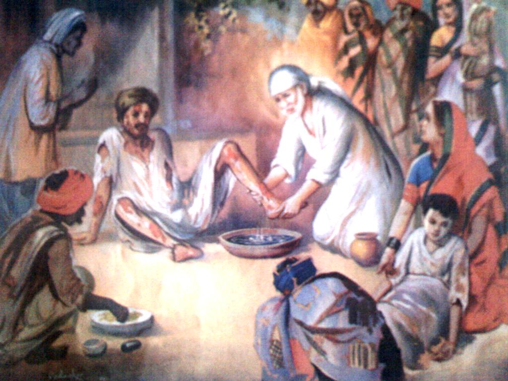 Helpful And Loving Baba - Anonymous Sai Devotee
