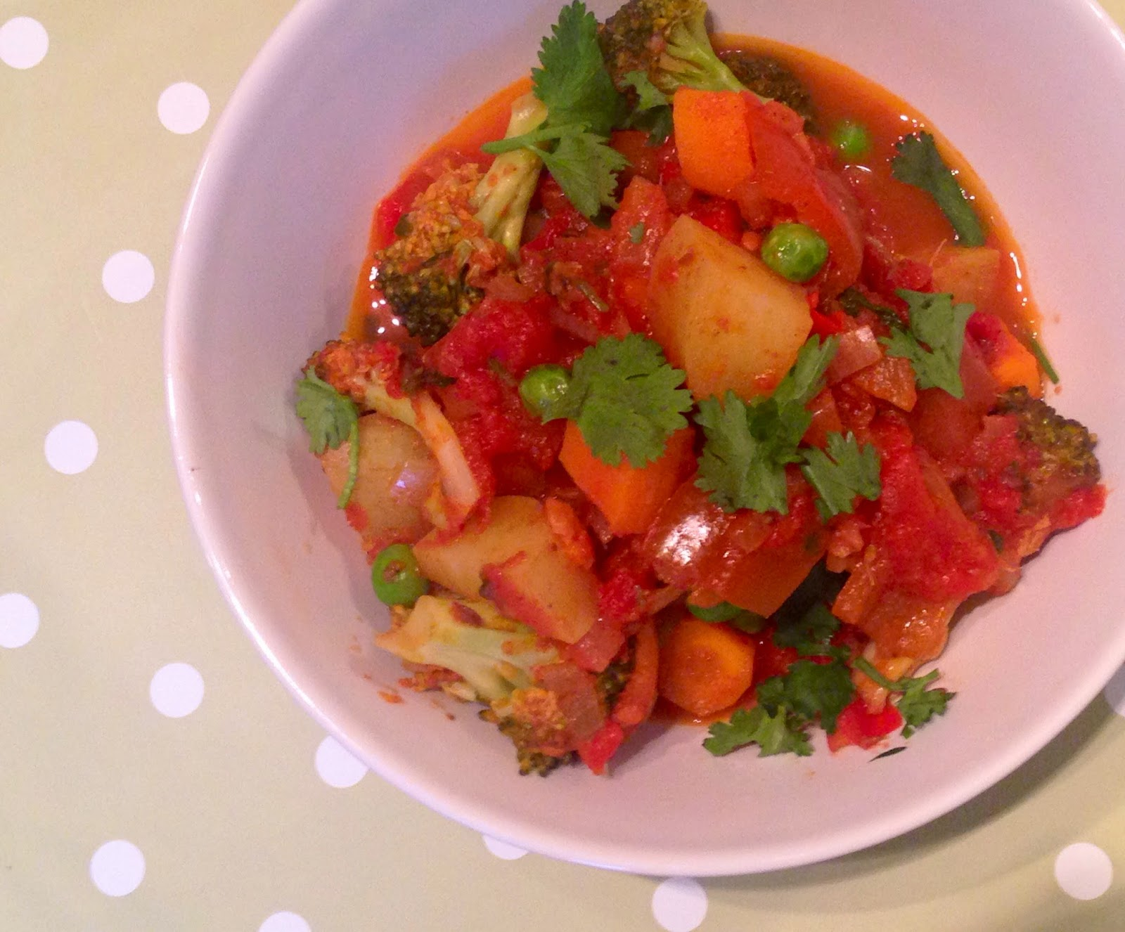 Prashad Vegetable Handi Gingey Bites Food Blogger