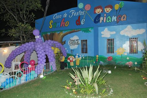 Casa de Festas Sonho de Criança