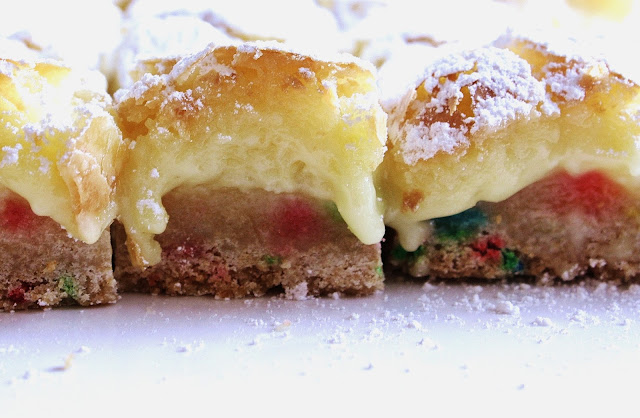 Gooey Louie Butter Cake