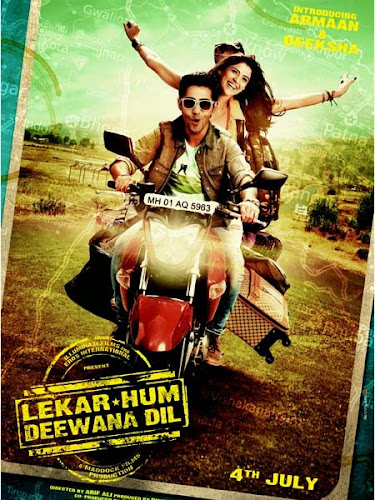 Lekar Hum Deewana Dil (2014) Movie Poster No. 1