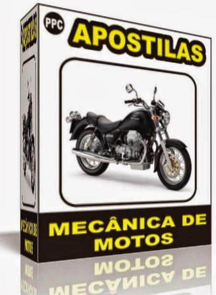 Apostilas Mecânica e Catálogos de Motos