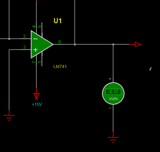analog voltage output from weighted resistor DAC
