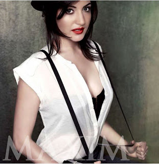 Anushka Sharma Maxim India Photoshoot Pics