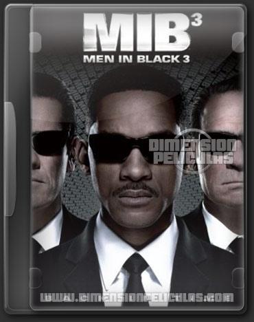 Men In Black 3 (BRRip HD Español Latino) (2012)