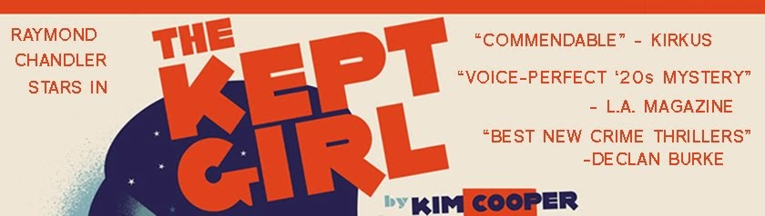 "Kim Cooper's ""The Kept Girl"""
