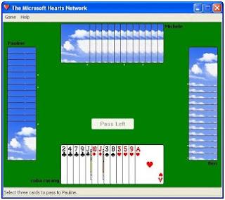 Cara memenangkan game hearts