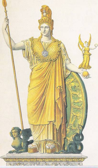 greek goddess athena research paper