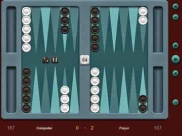 game Backgammon Classic