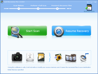 Card Recovery Pro 2012 v2.1.5.0 Premium Edition Full