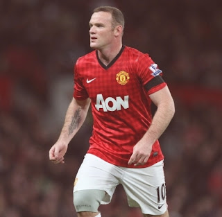 Wayne Rooney, Manchester United forward