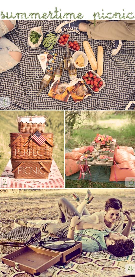 summertime picnic