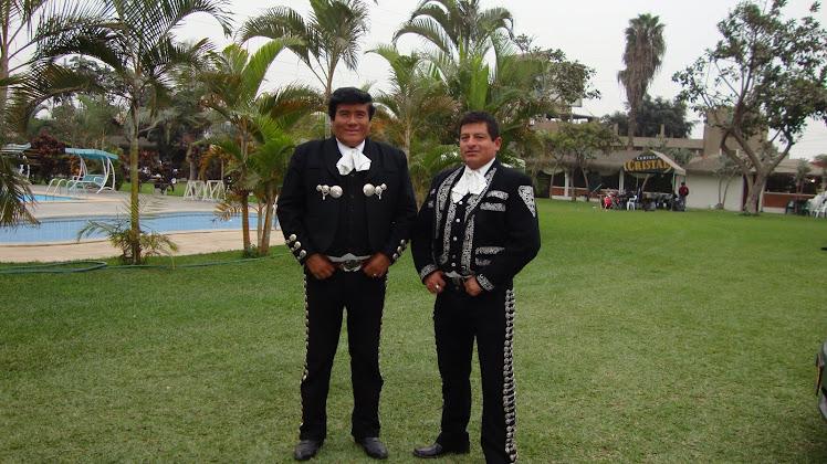 1ra. Trompeta: César Rivera - 2da. Trompeta: Víctor Bejar