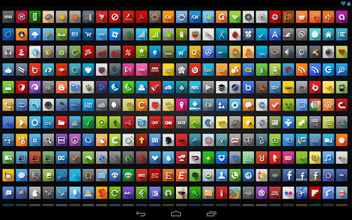 NOX - Icon Pack apk