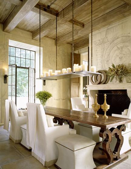 Decoracion De Sala Comedor Rustico ~ Arquitectura Interior Salones rústicos