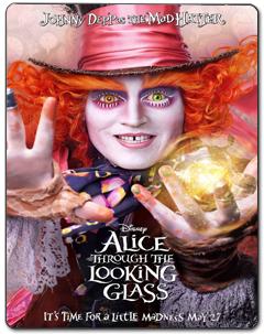 Alice Através do Espelho Torrent (2016) – BluRay 3D / 1080p / 720p Dublado Download