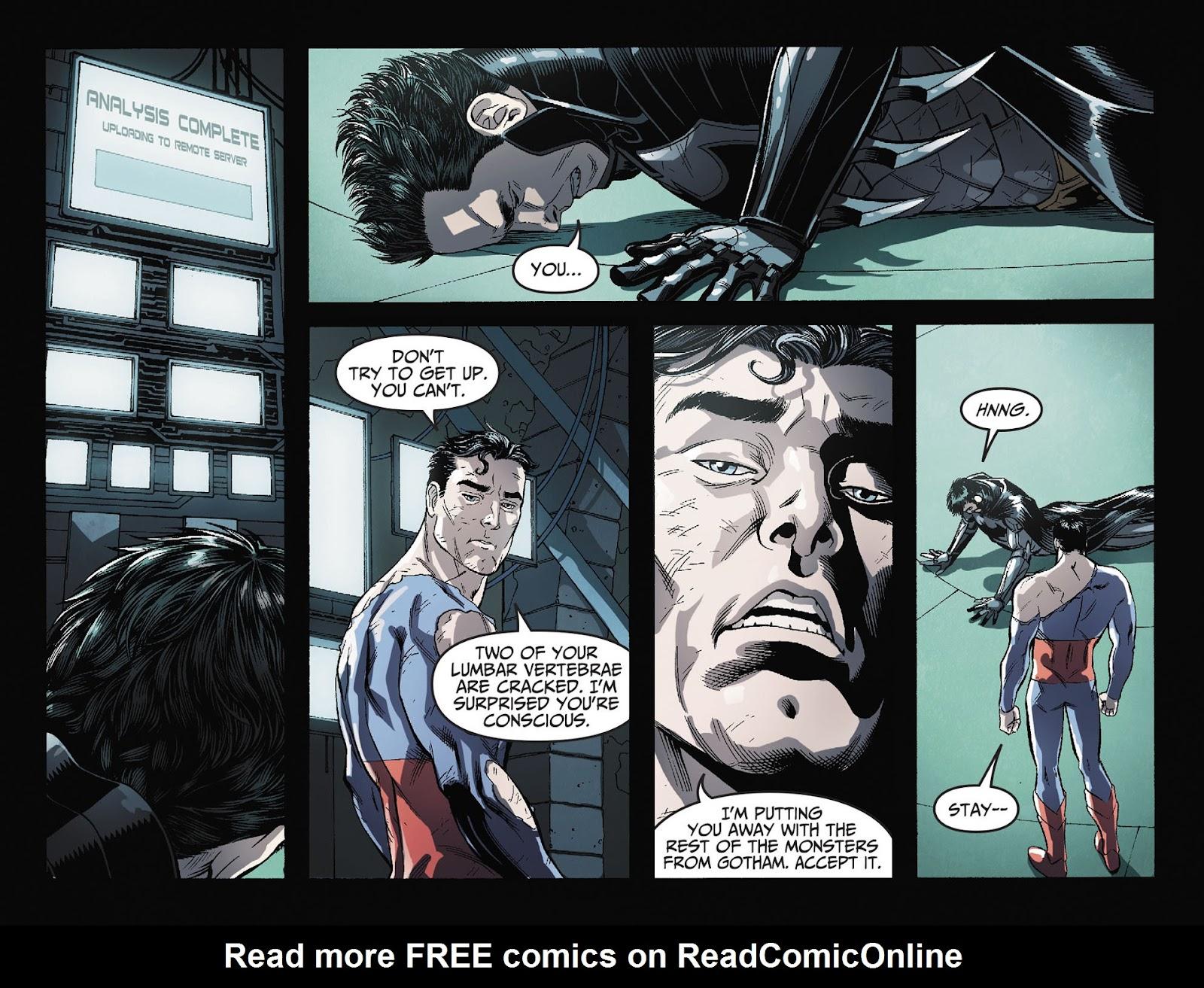 Injustice: Gods Among Us [I] Issue #36 #37 - English 5