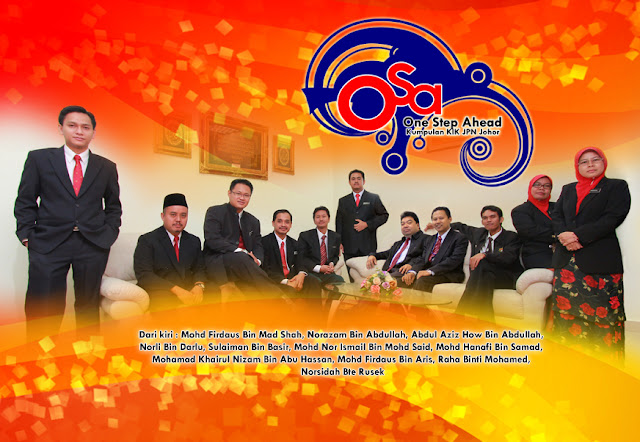 mknace unlimited™ | OSA | One Step Ahead | Kumpulan KIK JPN Johor
