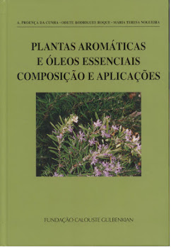 Plantas Aromáticas e Óleos Essenciais Composição e Aplicações
