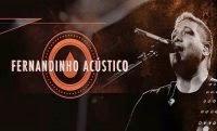 CD de - Fernandinho – Acústico