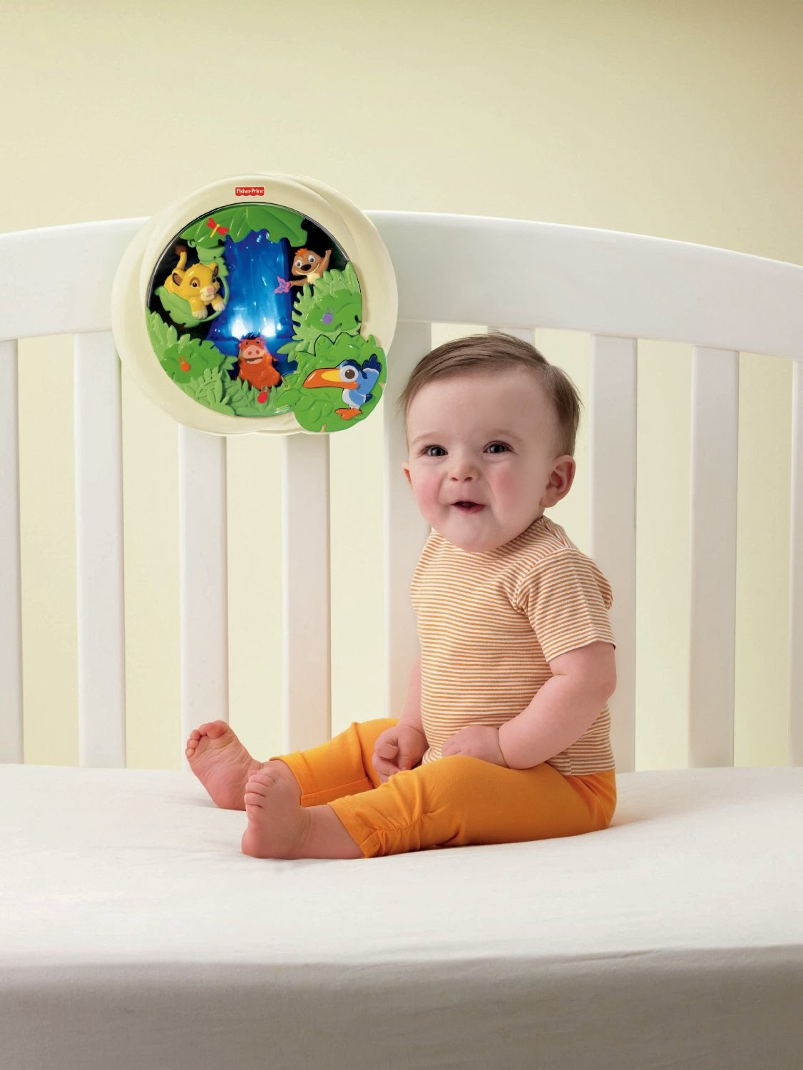 Get the Fisher-Price Disney Baby Lion King Peek-a-Boo Soother for $31.99 (WAS $45)