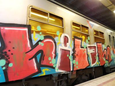 graffiti nilem