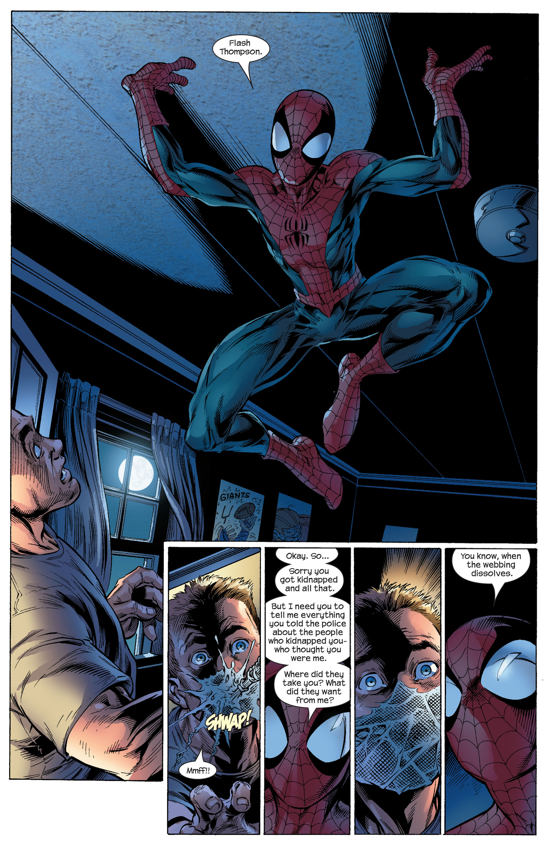 Ultimate Spider-Man (2000) Issue #88 #92 - English 15