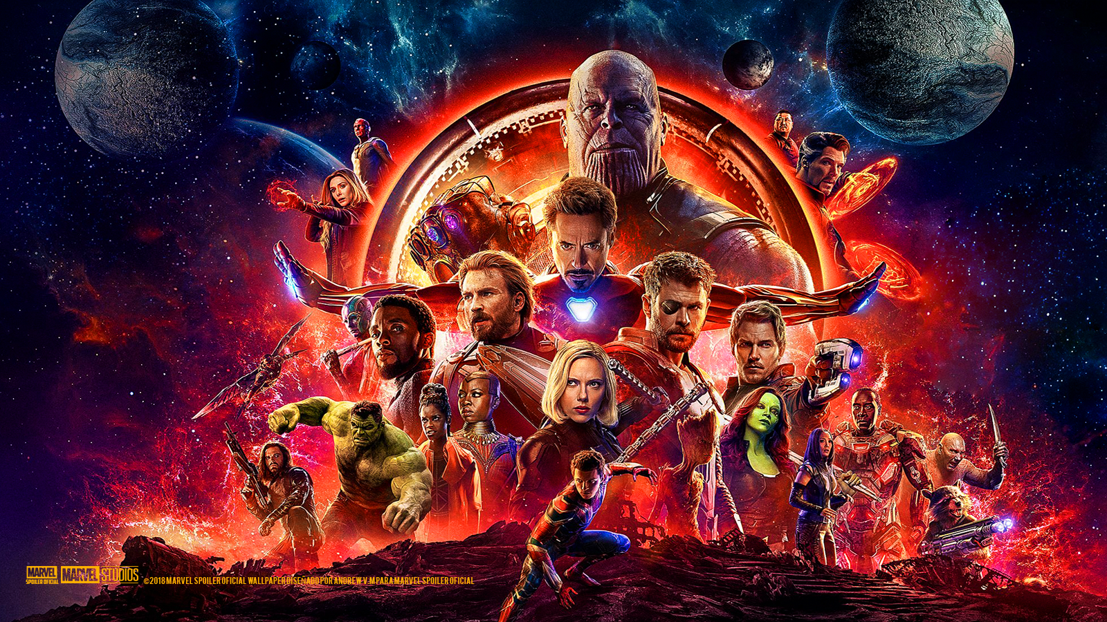 Marvel Spoiler Oficial Avengers Infinity War Wallpapers HD Wallpapers Download Free Images Wallpaper [1000image.com]