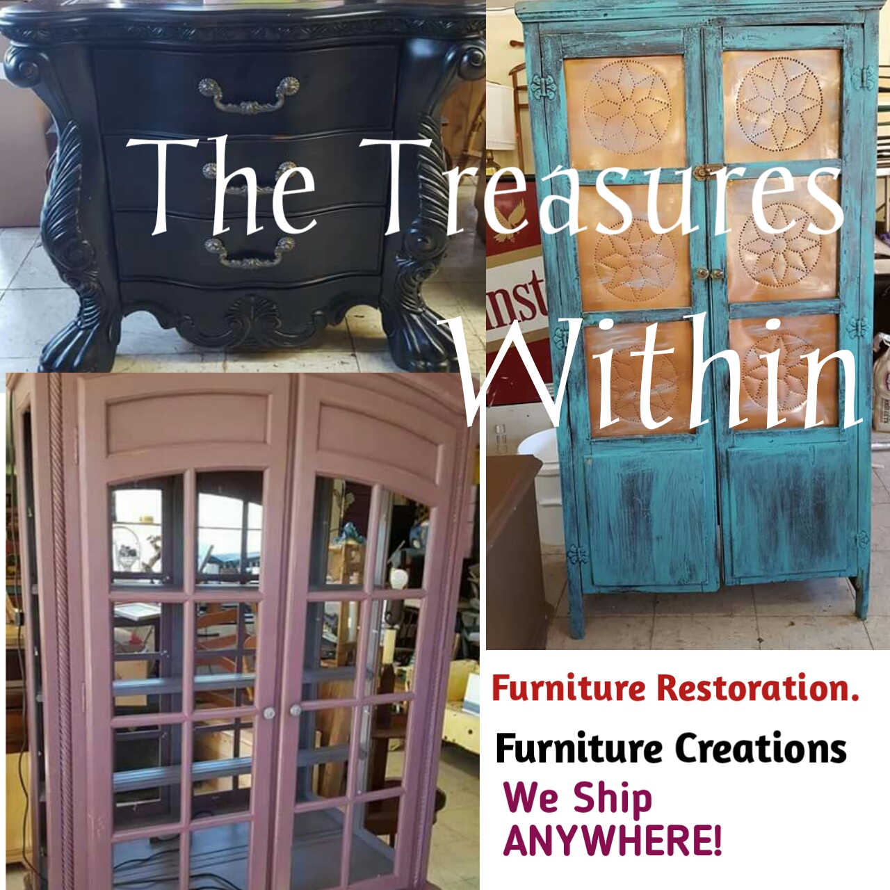 Visit The Treasures Within