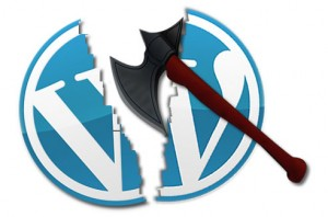 Wordpress is more trouble than it is worth