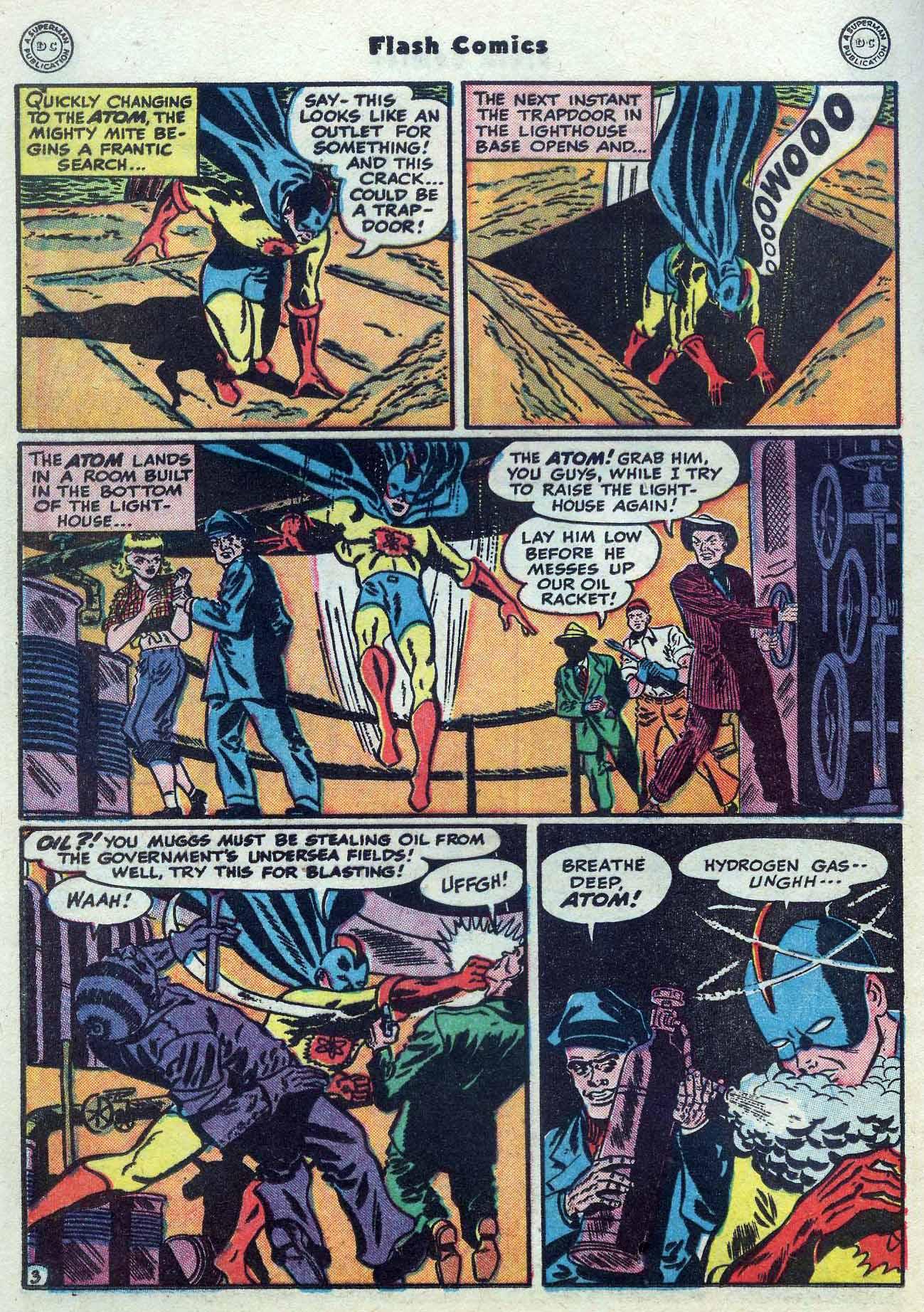 Flash Comics Issue #104 #104 - English 34
