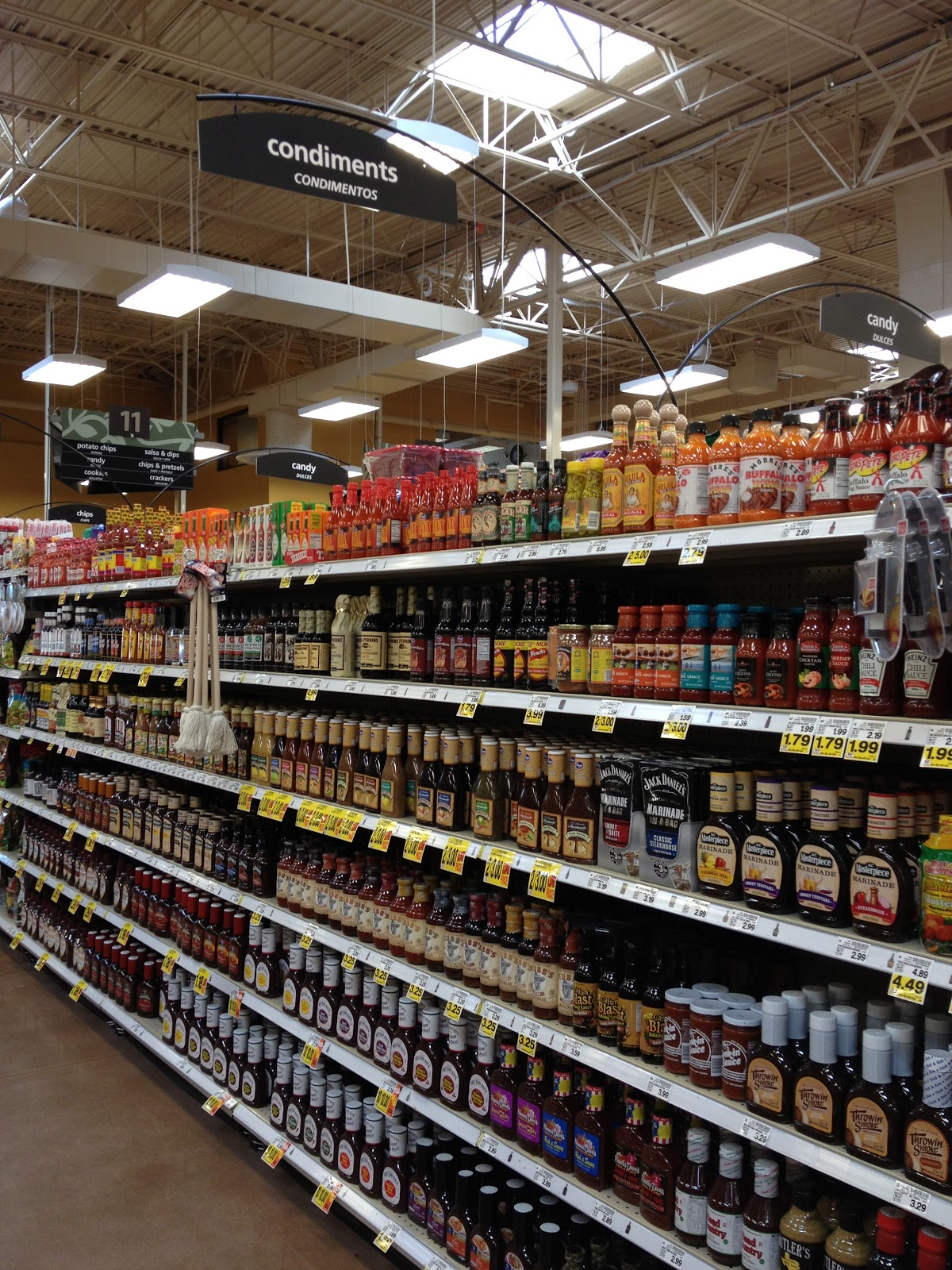 Heb Grocery Store Aisle By Aisle Map
