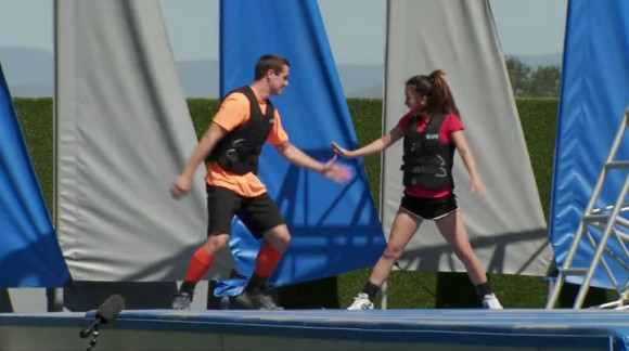 wipeout blind date wiki Date joined october 25 joey graceffa joey's draw at the beginning of the 5th leg it was announced that there was a blind double u-turn sometime in the leg.